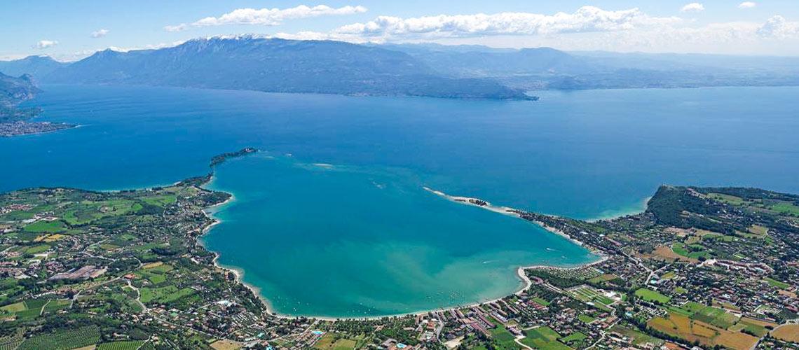 Nautica Benaco di trova sul lago di Garda a Manerba