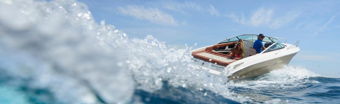 Noleggio barche sul Lago di Garda