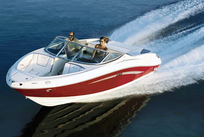 Sea Ray 230 Lago Di Garda